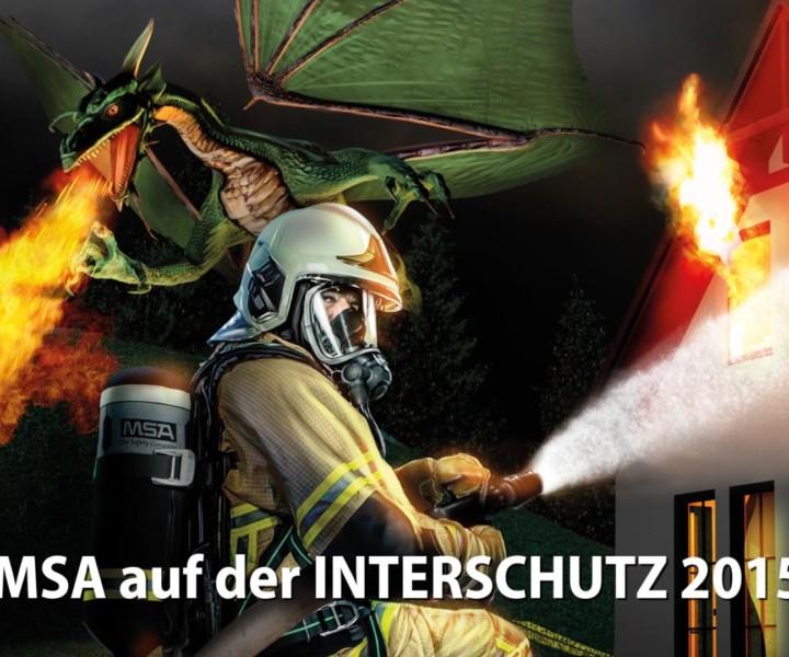 MSA Interschutz Hannover